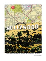 Hollywood Sign Fine-Art Print
