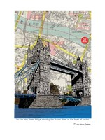 Tower Bridge London Fine-Art Print