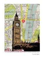 Parliament and Big Ben London Fine-Art Print