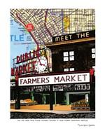 Pike Place Market Seattle Fine-Art Print