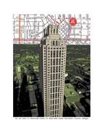 191 Peachtree Tower Fine-Art Print