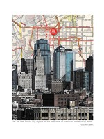 Kansas City Skyline Fine-Art Print