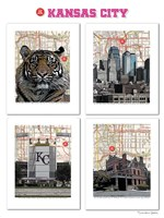 Big Kansas City Poster Fine-Art Print