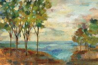 View of the Lake Fine-Art Print