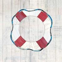 Wind and Waves III Nautical Fine-Art Print