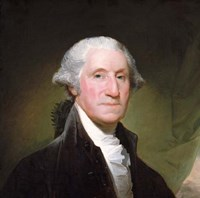 George Washington, 1795 -Detail Fine-Art Print