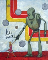 Let's Dance Fine-Art Print