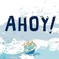 Ahoy Fine-Art Print