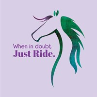 Horse Quote 12 Fine-Art Print