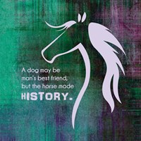 Horse Quote 13 Fine-Art Print