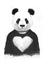 Lovely Panda Fine-Art Print