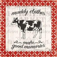 Farmers Market IV Fine-Art Print
