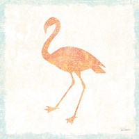 Flamingo Tropicale VI Fine-Art Print