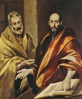 Saints Peter and Paul Fine-Art Print