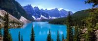 Moraine Lake, Banff National Park, Alberta, Canada Fine-Art Print