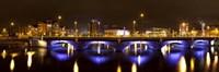 Queen's Bridge, Belfast, Northern Ireland Fine-Art Print