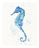 Sailing Along (Seahorse) Fine-Art Print