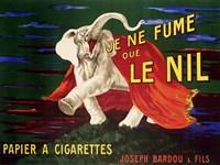 Je ne Fume que Le Nil, 1912 Fine-Art Print