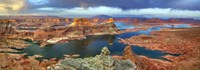 Alstrom Point at Lake Powell, Utah, USA Fine-Art Print