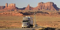 Highway, Monument Valley, USA Fine-Art Print