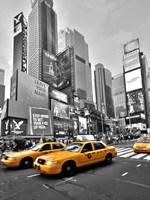 Times Square Traffic Fine-Art Print