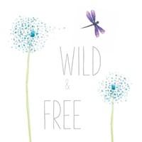 Wild and Free Fine-Art Print