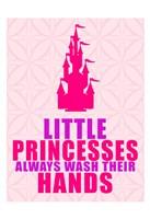 Little Princesses Hands Fine-Art Print