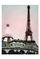 Carousel Tower Fine-Art Print