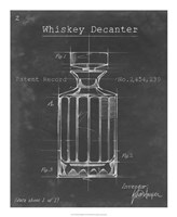 Barware Blueprint VII Fine-Art Print
