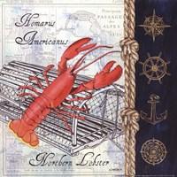 Northern Lobster Fine-Art Print