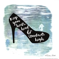 Keep 'Em High Fine-Art Print