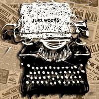 Just Words 1 Fine-Art Print