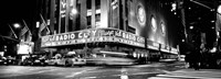 Manhattan, Radio City Music Hall, NYC, NY Fine-Art Print