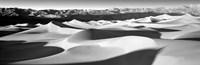 Sand dunes in a desert, Death Valley National Park, California Fine-Art Print