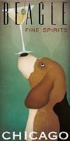 Beagle Martini Fine-Art Print