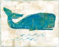 On the Waves I Fine-Art Print