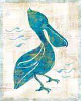 On the Waves V Fine-Art Print