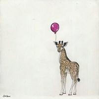 Nursery Giraffe II Fine-Art Print