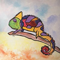 Colorful Creature Fine-Art Print