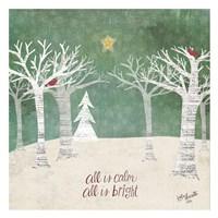 Christmas Trees Fine-Art Print