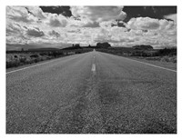 Monument Valley Road Fine-Art Print