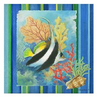 Tropical Fish I Fine-Art Print