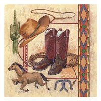 Western II Fine-Art Print