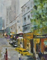 Hong Kong Central Fine-Art Print