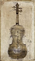 Violin 2 Fine-Art Print