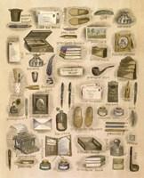 Grandpas Pipe & Slippers Fine-Art Print