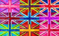 Union Jacks Fine-Art Print