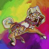 Carousal Pony Fine-Art Print