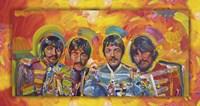 Beatles Sgt Peppers Fine-Art Print