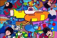 Beatles Yellow Sub Fine-Art Print